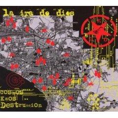 LA IRA DE DIOS – Cosmos Kaos Destruccion