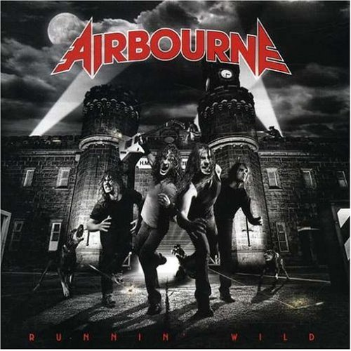 AIRBOURNE – Runnin' Wild