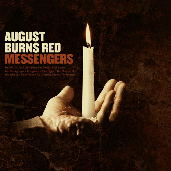 AUGUST BURNS RED – Messengers
