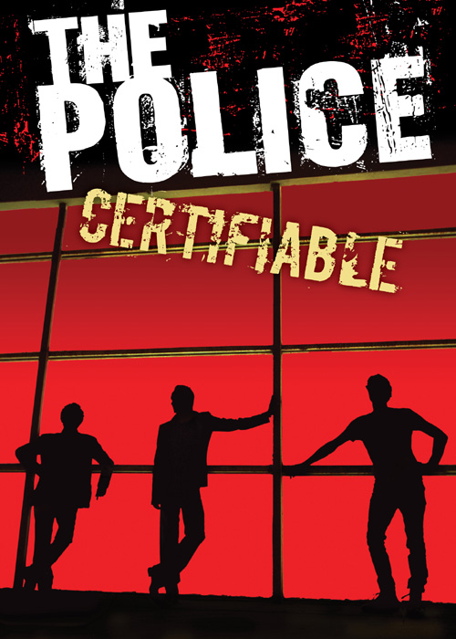 THE POLICE – Certifiable