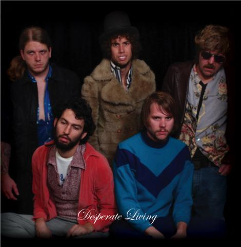 HORSE THE BAND – Desperate Living