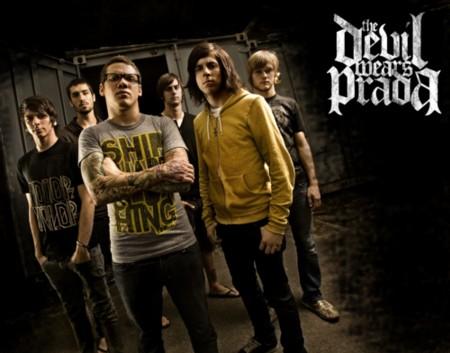 THE DEVIL WEARS PRADA auf Tour!