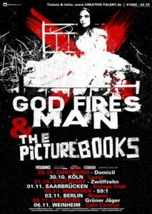 godfiresman-tourplakat