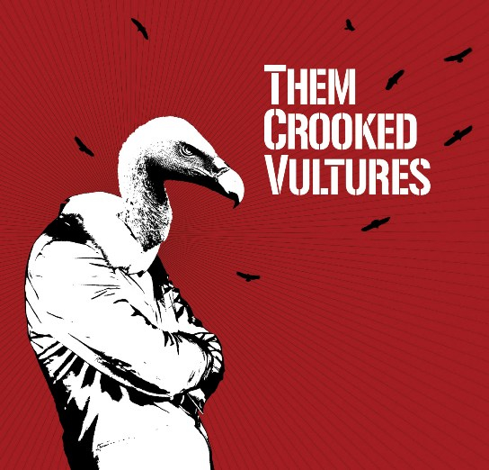 THEM CROOKED VULTURES – Them Crooked Vultures