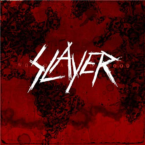 SLAYER – World Painted Blood