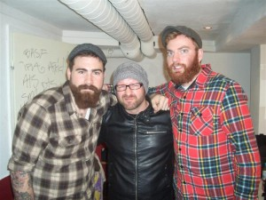 FOUR YEAR STRONG Docks mit Zosse
