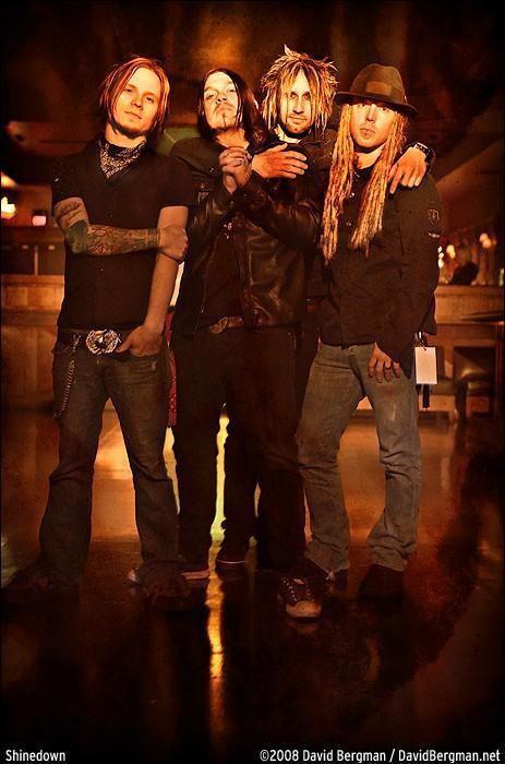 SHINEDOWN: Neues Album Ende März via Roadrunner