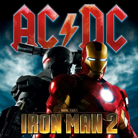 AC/DC pimpen IRON MAN-Sequel mit 15 ihrer besten Songs!