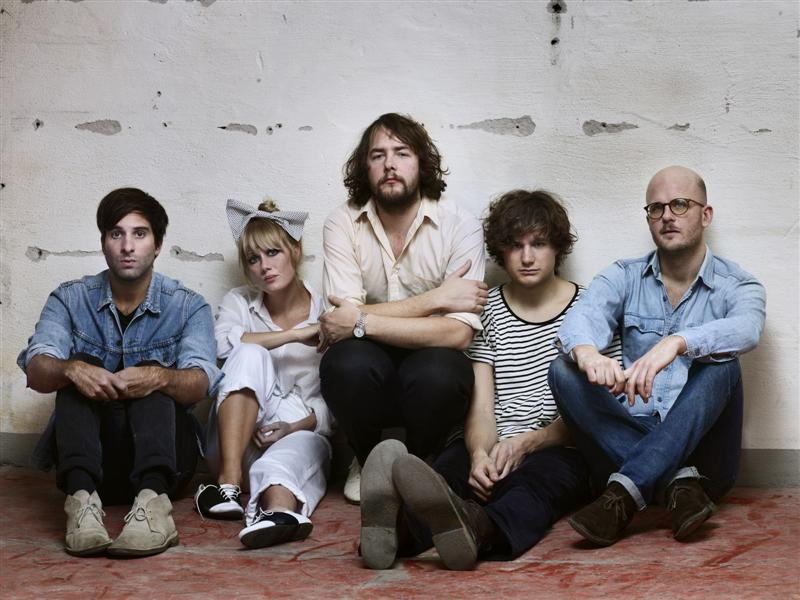 SHOUT OUT LOUDS: Die Tourdaten