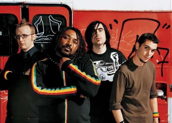 SKINDRED: Brachialo Reggae-Rock auf Tour