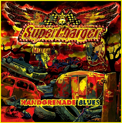 SUPERCHARGER – Handgrenade Blues