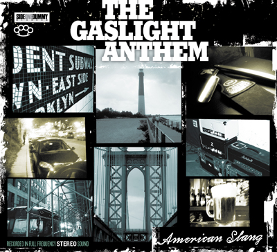"THE GASLIGHT ANTHEM: Artwork, Tracklist, erster Song von ""American Slang""!"