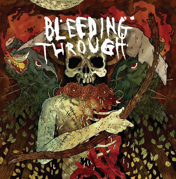 BLEEDING THROUGH – Bleeding Through