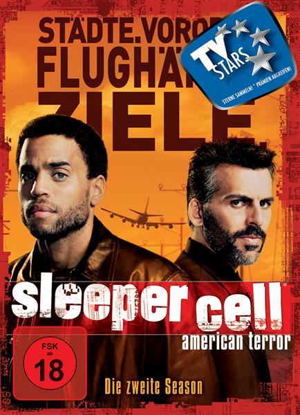 SLEEPER CELL – Die zweite Season