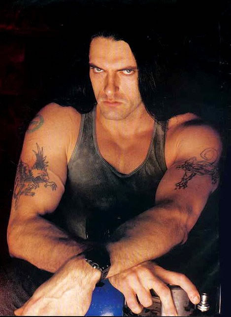 Schock: TYPE O NEGATIVE's Pete Steele tot!