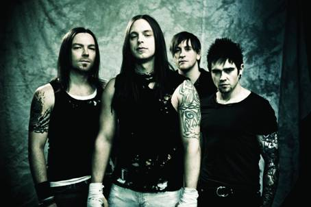 BULLET FOR MY VALENTINE, Interview vom 21.11.10, Columbiahalle, Berlin