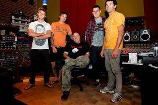 PARKWAY DRIVE: Exklusives Studio-Update