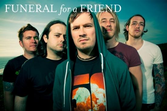 FUNERAL FOR A FRIEND – Exklusiver Clubgig in Köln!