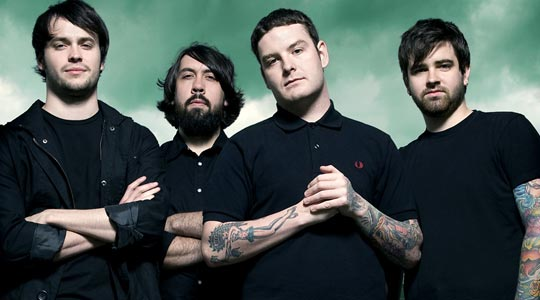 SENSES FAIL: Neuer Song auf Myspace