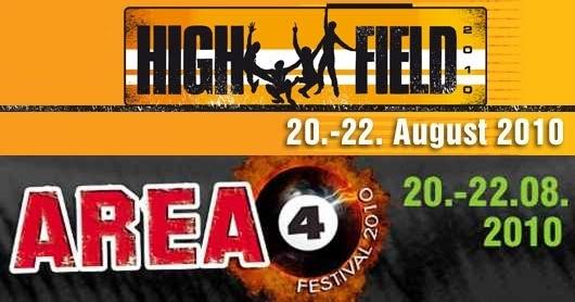 HIGHFIELD / AREA 4-Verlosung!!!