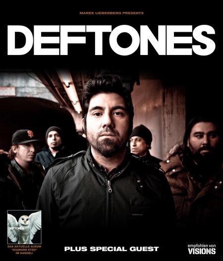 DEFTONES: Im November / Dezember wieder bei uns auf Tour!