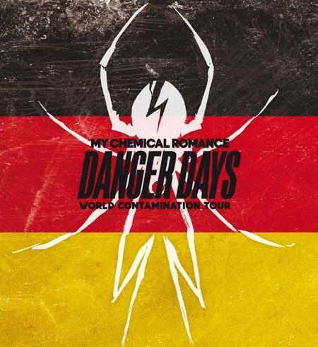 MY CHEMICAL ROMANCE: Die gefährlichen Tage kommen!