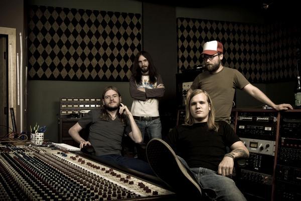THE SWORD: Drummer steigt aus, Tour-Absage!