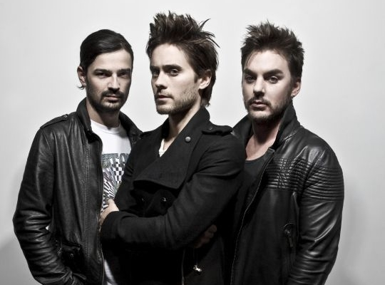 30 SECONDS TO MARS: Gigs in Hamburg und Mannheim im August