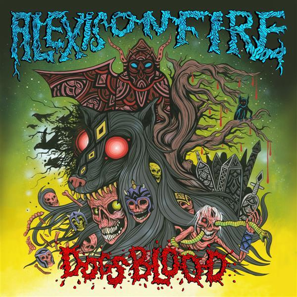 ALEXISONFIRE – Dog's Blood EP