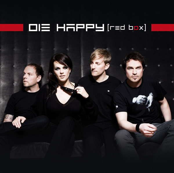 DIE HAPPY – Red Box