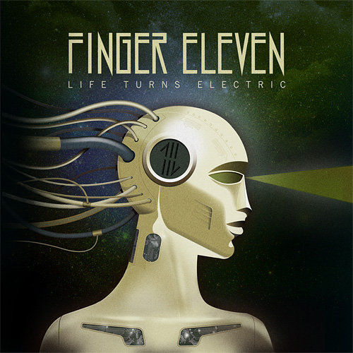 FINGER ELEVEN – Live Turns Electric