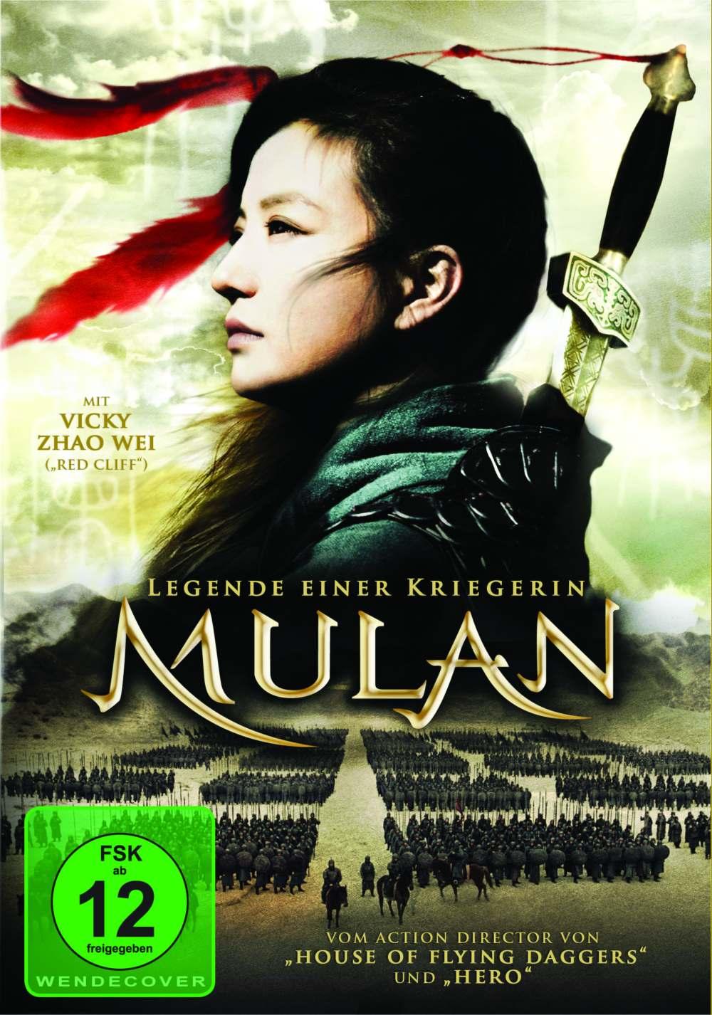 MULAN – Legende einer Kriegerin