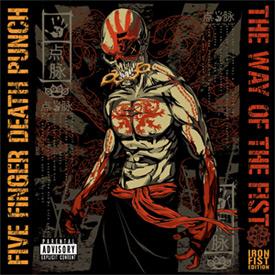 FIVE FINGER DEATH PUNCH: Deluxe-Version des Debüts