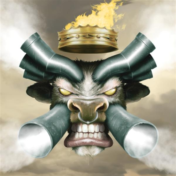 MONSTER MAGNET – Mastermind