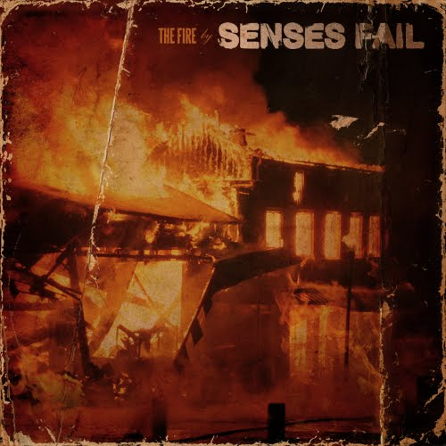 SENSES FAIL – The Fire