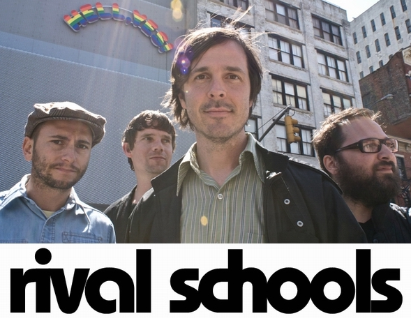 RIVAL SCHOOLS: neue Single und exklusive Berlin-Show