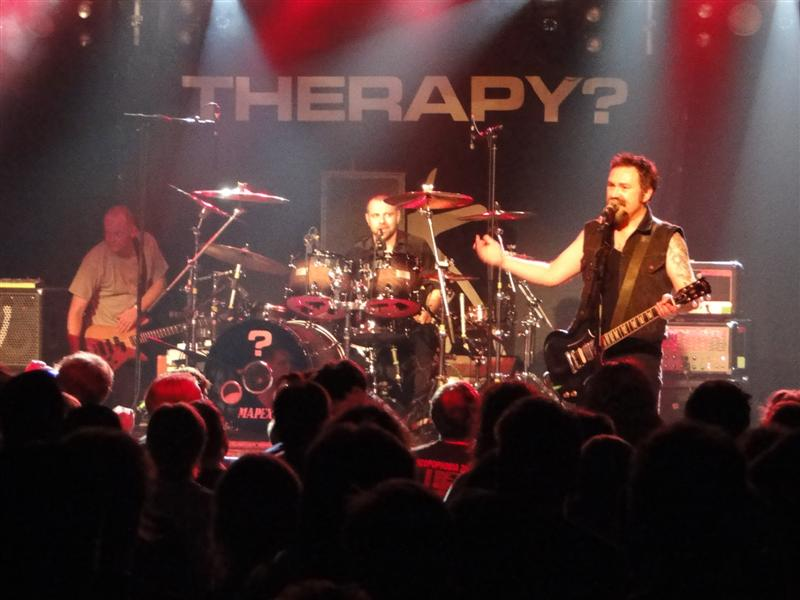 THERAPY?, Berlin, SO36, 10.11.2010