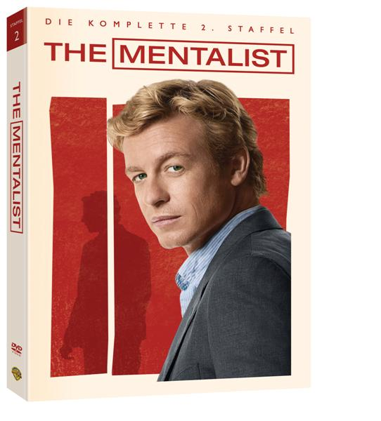 THE MENTALIST: Staffel 2 – Verlosung