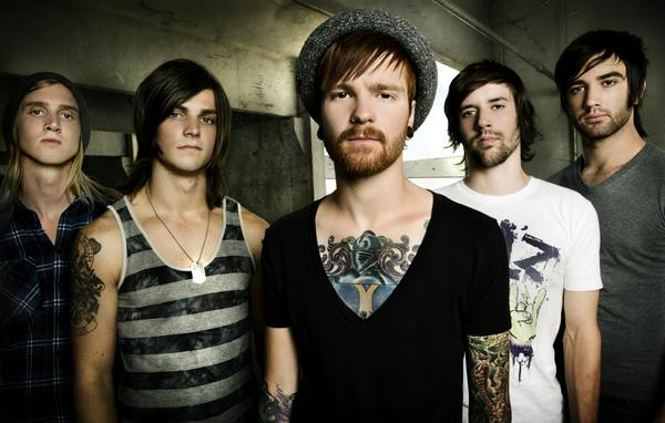 MEMPHIS MAY FIRE posten zwei neue Tracks