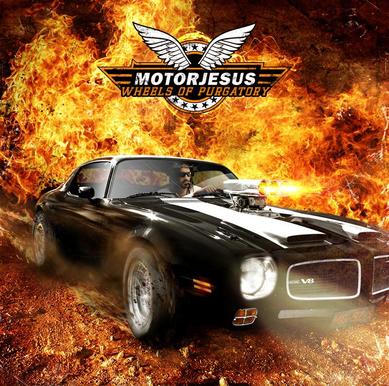 MOTORJESUS – Wheels Of Purgatory