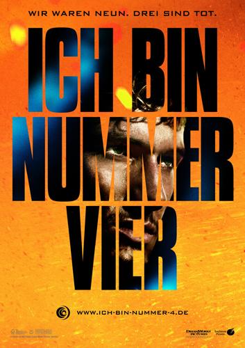 ICH BIN NUMMER 4: Deutscher Trailer online
