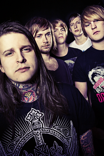 Alter Schwede: ADEPT supporten A DAY TO REMEMBER