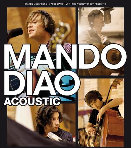 MANDO DIAO: Unplugged-Gig im Juni in Berlin