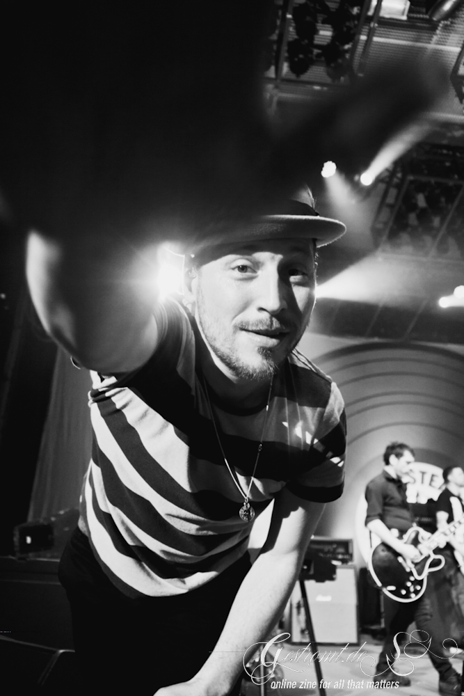 BEATSTEAKS – Hannover, AWD-Hall, 16.03.2011