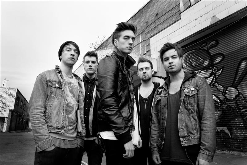 YOUNG GUNS: Tourdaten plus Ticketverlosung!