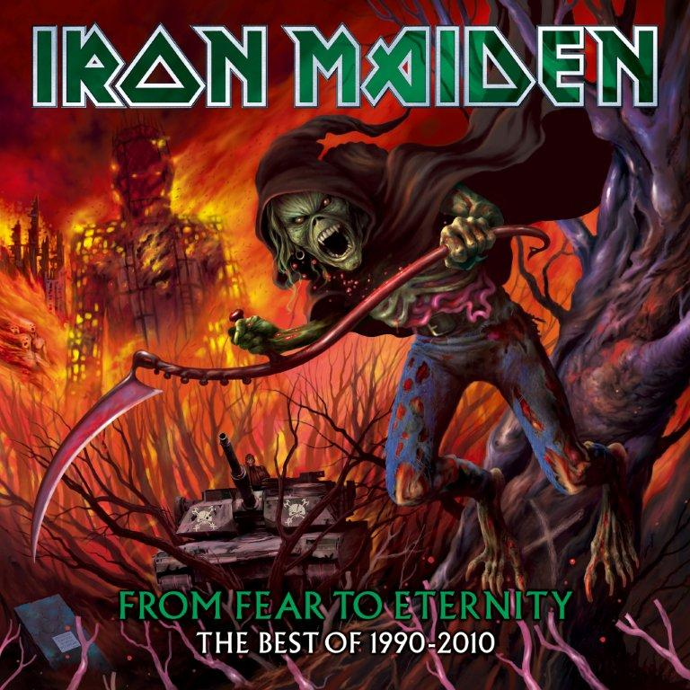 IRON MAIDEN veröffentlichen From Fear To Eternity: The Best Of 1990 – 2010