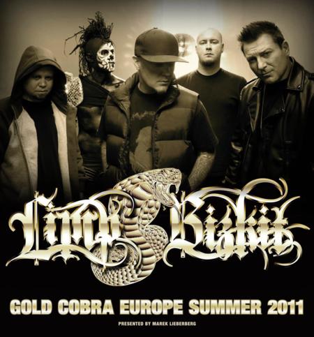 LIMP BIZKIT: Exklusiver Festival-Auftritt auf dem RELOAD, Tourdaten für Juni / Juli