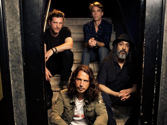 SOUNDGARDEN: Details zum neuen Album im Netz!