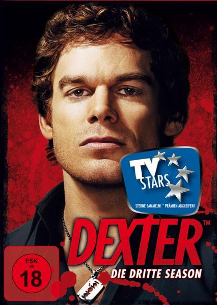 DEXTER – Die dritte Season