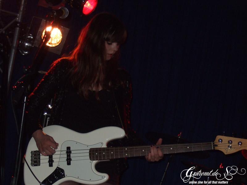 LOVE AMONGST RUIN, Berlin, Crystal Club, 11.04. 2011